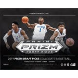 2019/20 Panini Prizm Draft Picks Basketball Hobby 16-Box Case (Presell)
