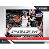 2019/20 Panini Prizm Fast Break Basketball 20-Box Case (Presell)