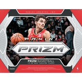 2019/20 Panini Prizm Basketball 24-Pack 20-Box Case (Presell)