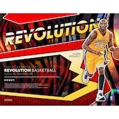 2019/20 Panini Revolution Basketball Hobby 16-Box Case (Presell)