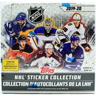 Image for  2019/20 Topps NHL Hockey Sticker Collection Box