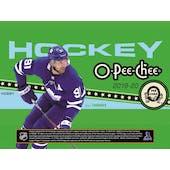 2019/20 Upper Deck O-Pee-Chee Hockey Hobby Box (Presell)