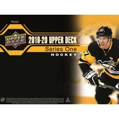 2019/20 Upper Deck Series 1 Hockey Tin (Box) (Presell)
