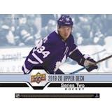 2019/20 Upper Deck Series 2 Hockey Hobby 12-Box Case (Presell)