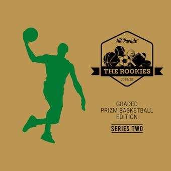 2019/20 Hit Parade The Rookies Prizm Basketball Ed Ser 2- 1-Box-DACW Live 6 Spot Random Division Break #3