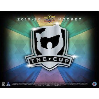 2019/20 Upper Deck The Cup Hockey FIVE 6-Box Cases- DACW Live 31 Spot Random Team VIP SUPER BREAK #1