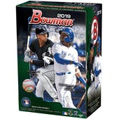 2019 Bowman Baseball 6-Pack Blaster Box