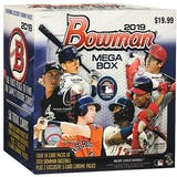 2019 Bowman Mega Baseball Box