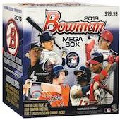 2019 Bowman Mega Baseball Box