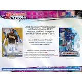 2019 Bowman's Best Baseball Hobby 8-Box Case (Presell)