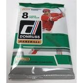 2019 Panini Donruss Baseball Hobby Pack