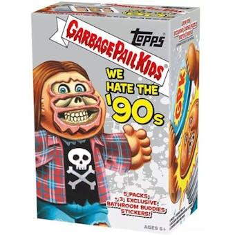 Garbage Pail Kids Series 1 We Hate The 90's Blaster Box (Topps 2019)