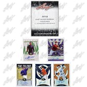 2019 Leaf Valiant Baseball Hobby Value Pack (2 AUTOGRAPHS PER PACK!)