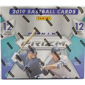 2019 Panini Prizm Baseball Hobby Box