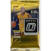 2018/19 Panini Donruss Optic Fast Break Basketball Pack
