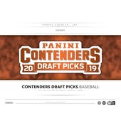 2019 Panini Contenders Draft Picks Baseball Hobby Box (Presell)