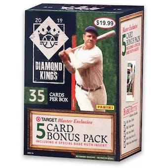 2019 Panini Diamond Kings Baseball Blaster Box