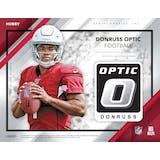 2019 Panini Donruss Optic Football Hobby 12-Box Case (Presell)