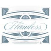 2019 Panini Flawless Baseball Hobby 2-Box Case (Presell)