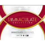 2019 Panini Immaculate Collegiate Football Hobby 5-Box Case (Presell)