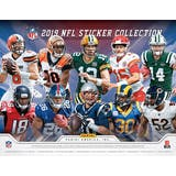 2019 Panini NFL Football Sticker Collection Album