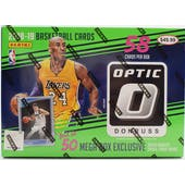 2018/19 Panini Donruss Optic Basketball 58ct Mega Box