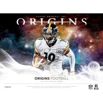 2019 Panini Origins Football Hobby Box (Presell)