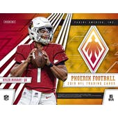 2019 Panini Phoenix Football Hobby Box (Presell)