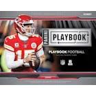 2019 Panini Playbook Football Hobby Box (Presell)