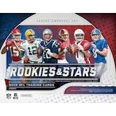 2019 Panini Rookies & Stars Football Hobby Pack