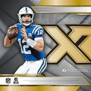 2019 Panini XR Football 15-Box Case- DACW Live 30 Spot Random Team Break #1