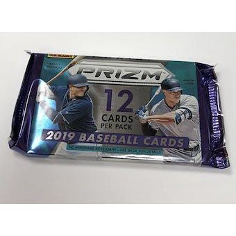 2019 Panini Prizm Baseball Hobby Pack