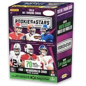 2019 Panini Rookies & Stars Football 7-Pack Blaster Box