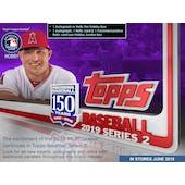 2019 Topps Series 2 Baseball Hobby Pack