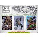 Art of TMNT Hobby 8-Box Case (Topps 2019) (Presell)