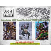 Art of TMNT Hobby Box (Topps 2019) (Presell)