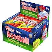 2019 Topps Heritage Baseball 24-Pack Box