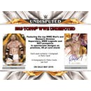 2019 Topps WWE Undisputed Wrestling Hobby 8-Box Case (Presell)