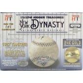 2019 TriStar Hidden Treasures New York Dynasty Baseball Hobby Box