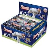 2019 Topps Stadium Club Baseball 24-Pack Box