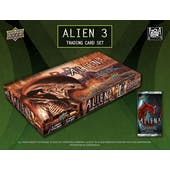 Alien 3 Trading Cards Hobby Box (Upper Deck 2019) (Presell)