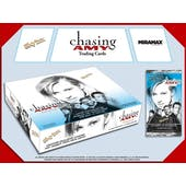 Chasing Amy Trading Cards Hobby 12-Box Case (Upper Deck 2019) (Presell)