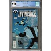 Invincible #2 CGC 9.8 (W) *2019712005*