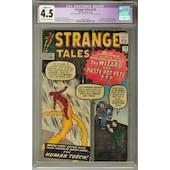 Strange Tales #110 CGC 4.5 (OW-W) Restored C-1 *2019713006*