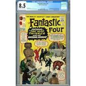 Fantastic Four #15 CGC 8.5 (C-OW) *2019714006*