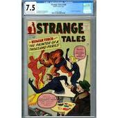 Strange Tales #108 CGC 7.5 (OW-W) *2019715008*