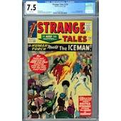 Strange Tales #120 CGC 7.5 (W) *2019715016*