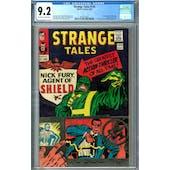 Strange Tales #135 CGC 9.2 (OW-W) *2019715021*