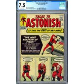 Tales to Astonish #43 CGC 7.5 (OW) *2019716018*