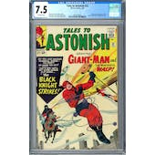 Tales to Astonish #52 CGC 7.5 (OW) *2019716024*